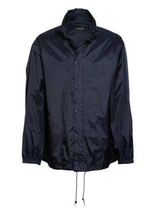 Balenciaga Jacke blau