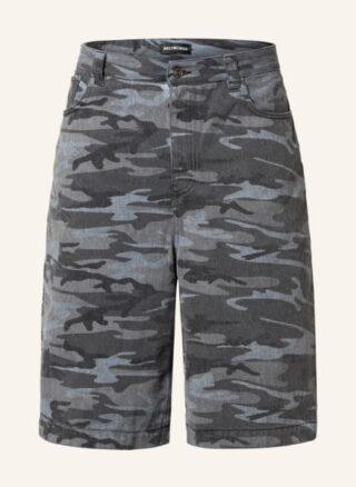 Balenciaga Shorts Herren, Schwarz