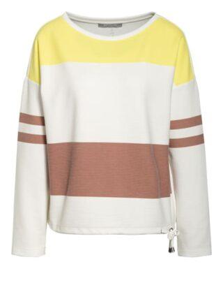 Betty&Co Sweatshirt weiss