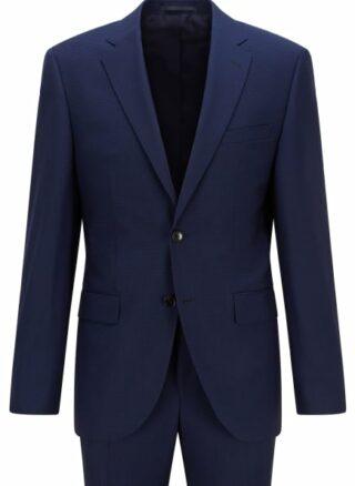 Boss Jeckson/lenon2 Anzug Herren, Blau