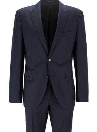 Boss Anzug Jeckson/lenon2 blau