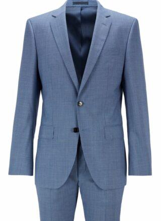 Boss Anzug huge6/genius5 blau
