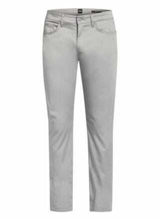 Boss Delaware 5-Pocket-Hose Herren, Grau