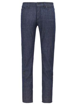Boss maine3 Straight Leg Jeans Herren, Blau