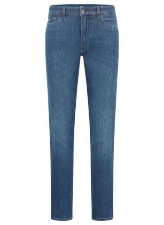 Boss maine3+ Straight Leg Jeans Herren, Blau