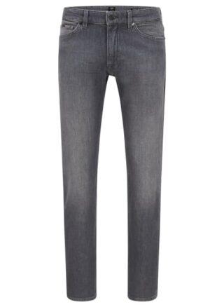 Boss maine3+ Straight Leg Jeans Herren, Grau