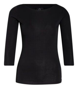 Boviva Shirt Mit 3/4-Arm schwarz