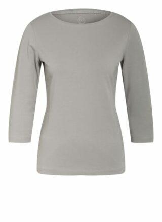 Boviva Shirt Mit 3/4-Arm silber