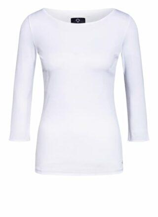 Boviva Shirt Mit 3/4-Arm weiss