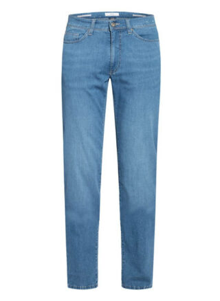 BRAX Cadiz Straight Leg Jeans Herren, Blau