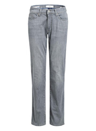 BRAX Cadiz Straight Leg Jeans Herren, Grau