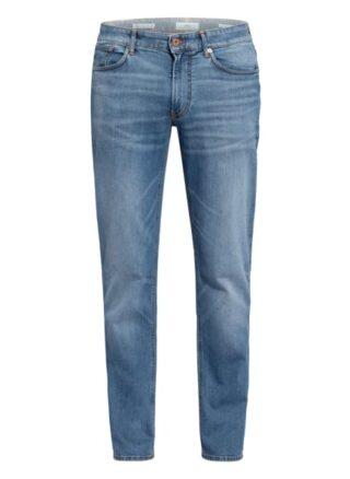 BRAX Chuck Straight Leg Jeans Herren, Blau
