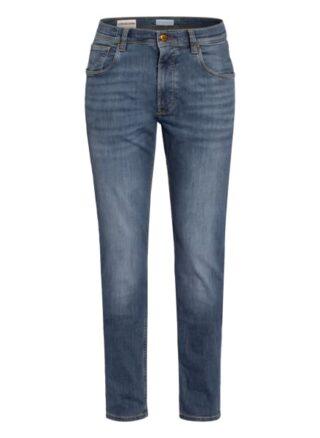Bugatti Skinny Jeans Herren, Blau