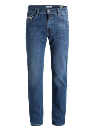Bugatti Straight Leg Jeans Herren, Blau