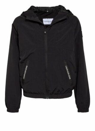 Calvin Klein Jacke schwarz