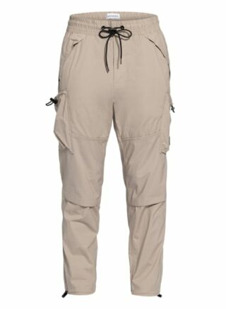 Calvin Klein Jeans Cargohose Herren, Beige