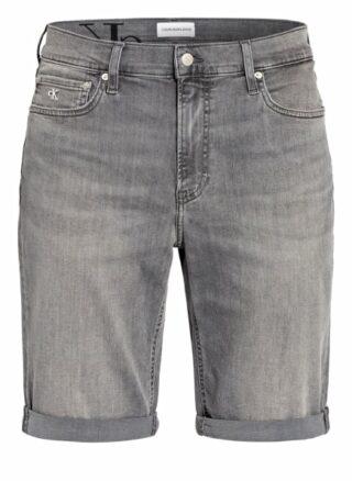 Calvin Klein Jeans Jeans-Shorts Herren, Grau