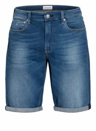Calvin Klein Jeans Jeans-Shorts Herren, Blau