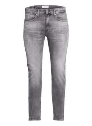 Calvin Klein Jeans Skinny Jeans Herren, Grau