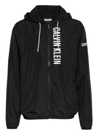 Calvin Klein Windbreaker schwarz