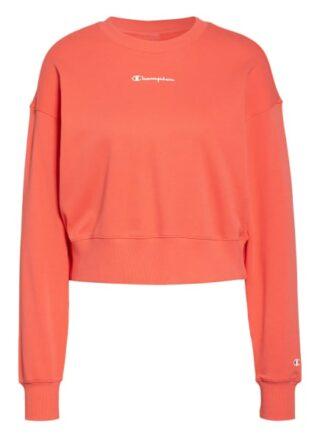 Champion Sweatshirt rot