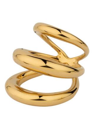 Charlotte Chesnais Ring Echo gold