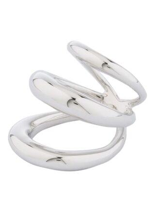 Charlotte Chesnais Ring Echo silber
