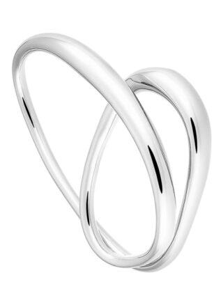 Charlotte Chesnais Ring Heart silber