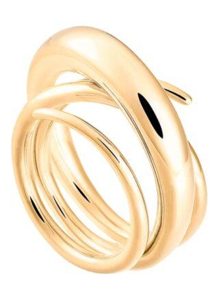 Charlotte Chesnais Ring Hurly Burly gold