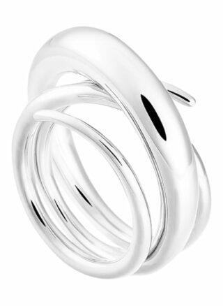 Charlotte Chesnais Ring Hurly Burly silber