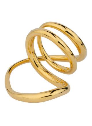 Charlotte Chesnais Ring Round Trip gold