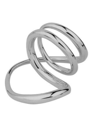 Charlotte Chesnais Ring Round Trip silber