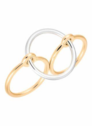 Charlotte Chesnais Ring Three Lovers gold