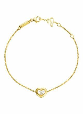 Chopard Armband Happy Diamonds Icons Armband Aus 18 Karat Gelbgold Und Diamanten gold
