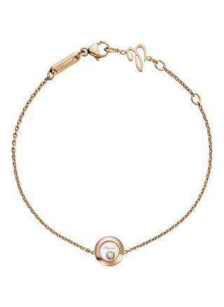 Chopard Armband Happy Diamonds Icons Armband Aus 18 Karat Roségold Und Diamanten rosegold