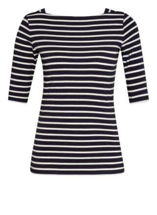 Comma Shirt Mit 3/4-Arm blau
