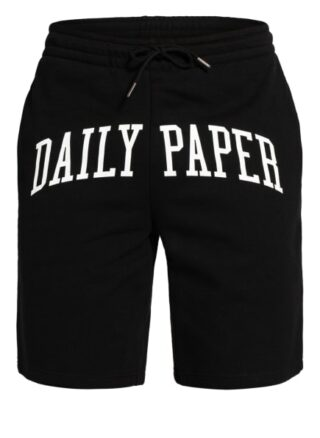 DAILY PAPER Rearch Sweatshorts Herren, Schwarz