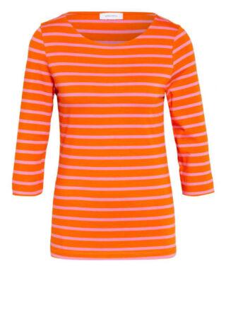 Darling Harbour Shirt Mit 3/4-Arm orange