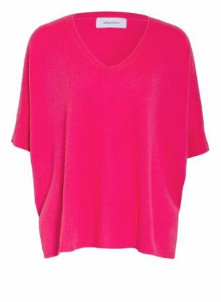 Darling Harbour Strickshirt Aus Cashmere pink