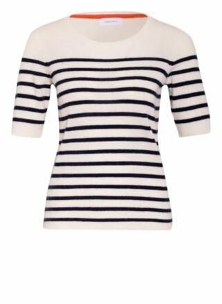 Darling Harbour Strickshirt weiss