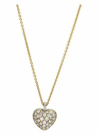 Diamond Group Collier gold