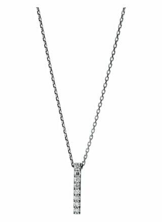 Diamond Group Collier silber
