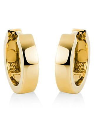 DIAMOND GROUP Ohrringe Damen, Gold