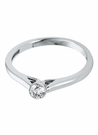 Diamond Group Ring silber