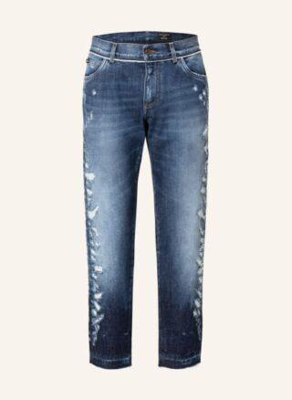 Dolce&Gabbana Jeans 5-Pocket-Hose Herren, Blau