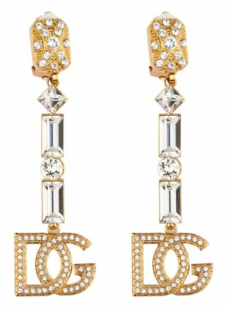 Dolce&Gabbana Ohrclips gold