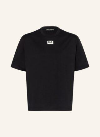 Dolce&Gabbana Oversized-Shirt Herren, Schwarz