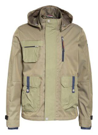 Dolomite Fieldjacket gruen