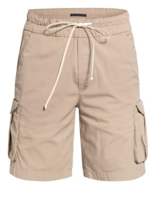 drykorn Double Cargo-Shorts Herren, Beige