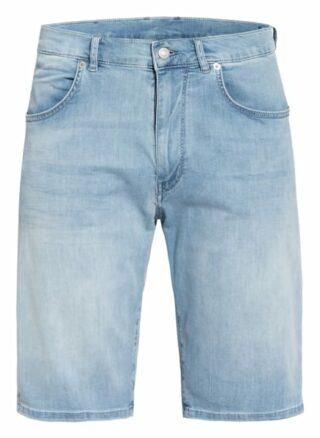 drykorn Seek_2 Jeans-Shorts Herren, Blau